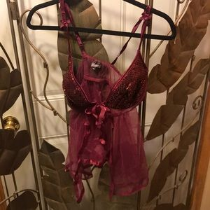 Frederick's of Hollywood lingerie M NWT